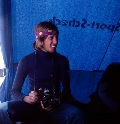 K2 1979, Campo Base, Robert Schauer