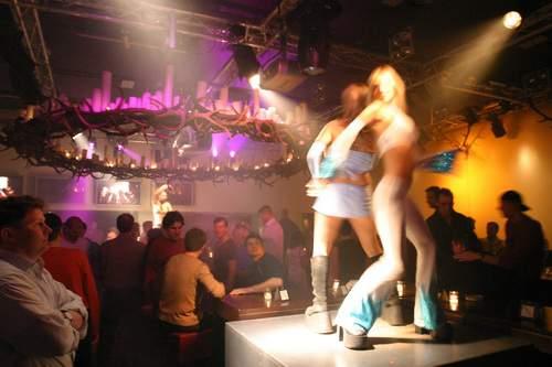 Ischgl, Tirolo, Hotel Madlein, Discoteca Pacha