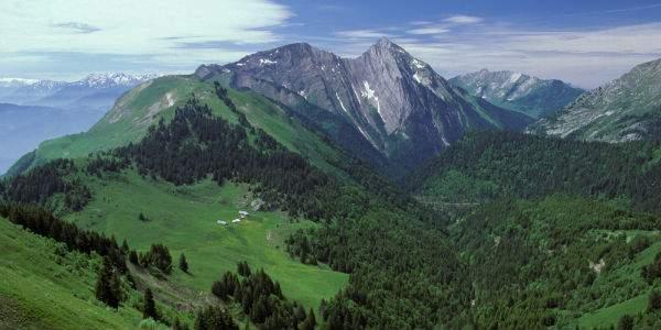 Bauges-Herbier de la Clappe-Slide-The-Bauges-Mountains