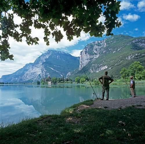 Castel Toblino, Lago di Toblino, Valle del Sarca