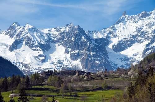 Monte Bianco da Pré St.Didier