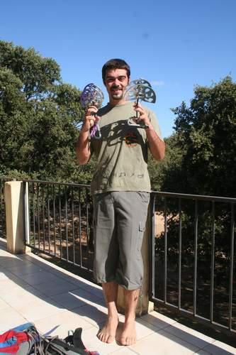 Marco Marrosu a Padru