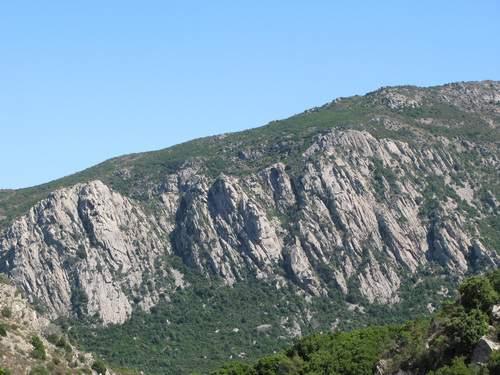 Rocca Manna, Monte Nieddu