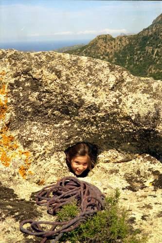 2004.04 Punta Banditi Elena Piccola 007 , Sardegna