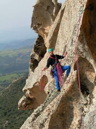 2004.04 Banditi tentativo 5a lunghezza 07 , Sardegna