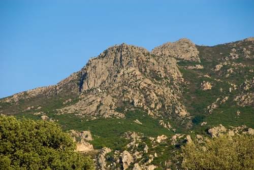Punta sos Rizzos (Monte Nieddu), Sardegna