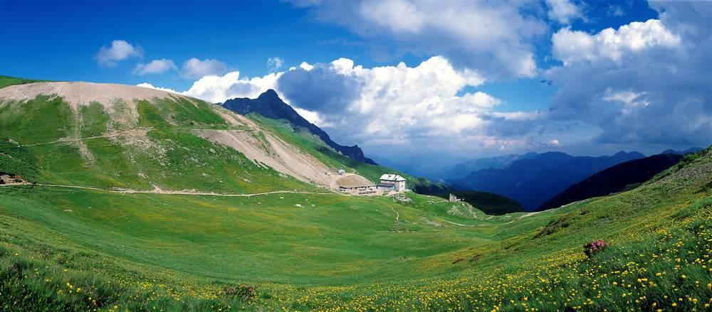 Rifugio Grassi e Pizzo dei Tre Signori, Alpi Orobie , Alpi Orobie