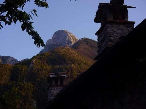 I camini di casa Maraini  03-08-2003, Pasquìgliora, Alpi Apuane, Pania Secca