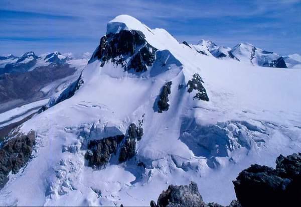 Da Klein Matterhorn su Breithorn Occidentale