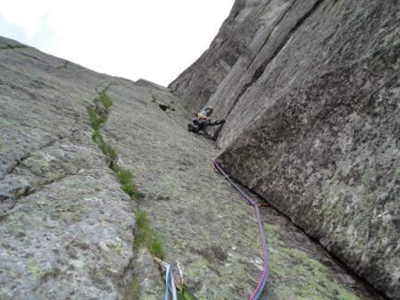 Niedermann-Pizzo Val della Neve - Niedermann