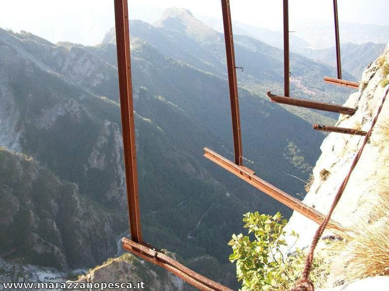 Tavoloni-Cava Tacca Bianca-Monte Altissimo