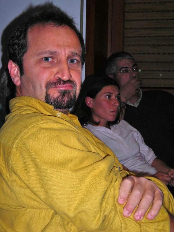 Palermo, tavola rotonda di Alp, 4.11.06, Luigi Cutietta