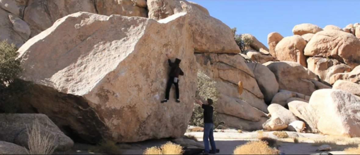 Flash13-hidden valley bouldering