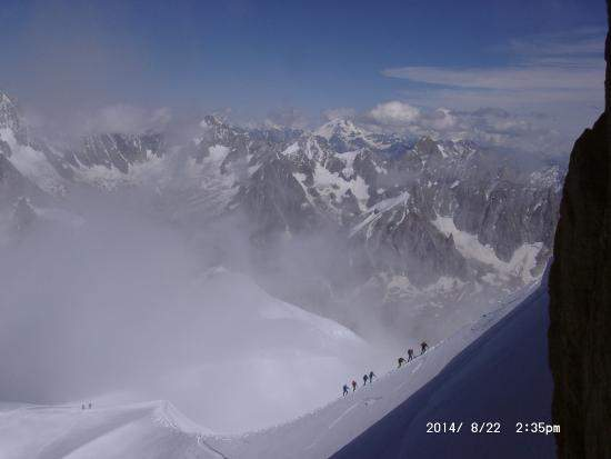 AlpinismoNonGuide-5-aiguille-du-midi