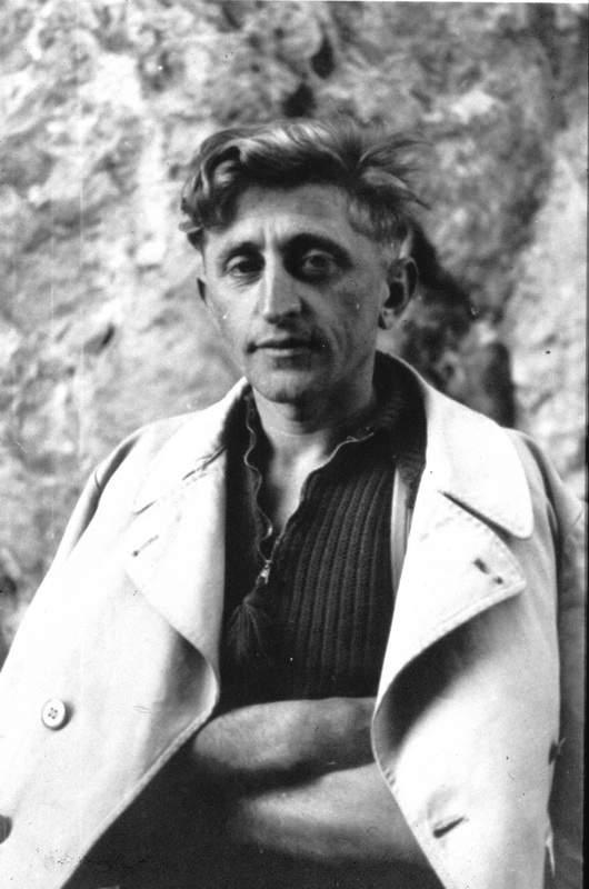 Ercole Ruchin Esposito. Archivio Emilio Galli