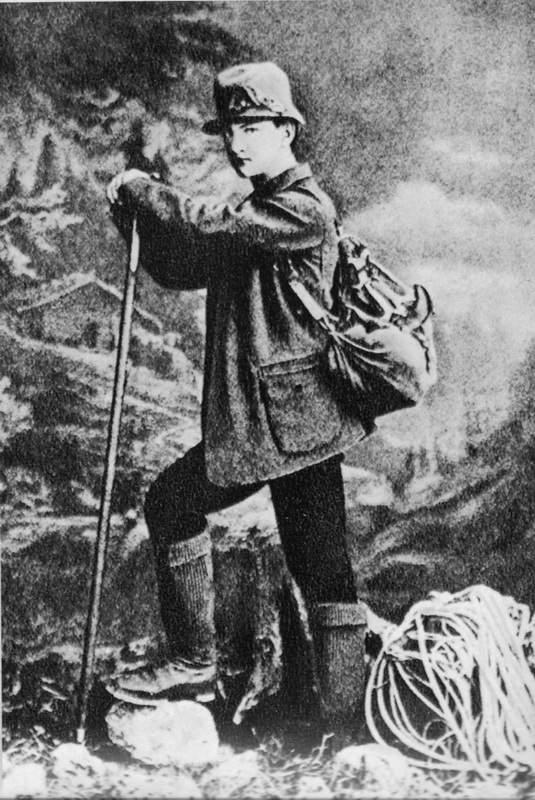 Arte e alpinismo 1 gognablog for Planimetrie di 1800 piedi quadrati