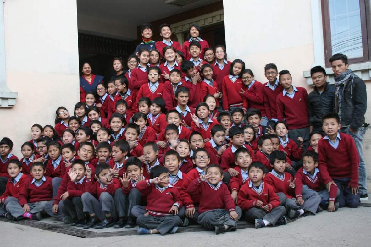 Nepal-tashi school  kathmandu (4)