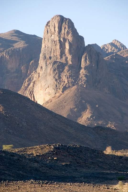 Air (Niger), monti di Billet dal Kori omonimo