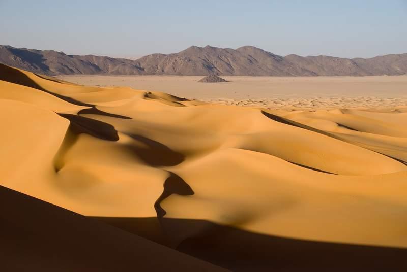 Niger, Arakao, scalata alla gran duna