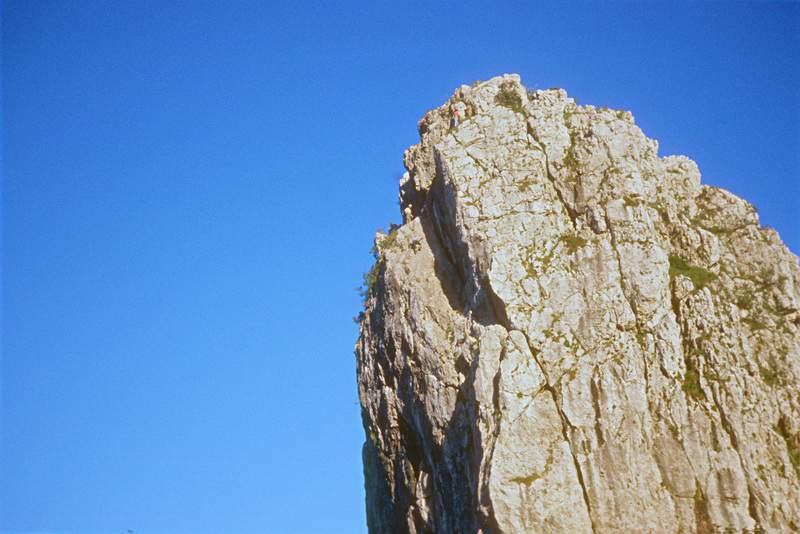 Grigna, il Nibbio Settentrionale, da nord
