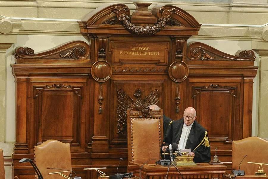 Corte Suprema di Cassazione - Lettura della sentenza Mediaset