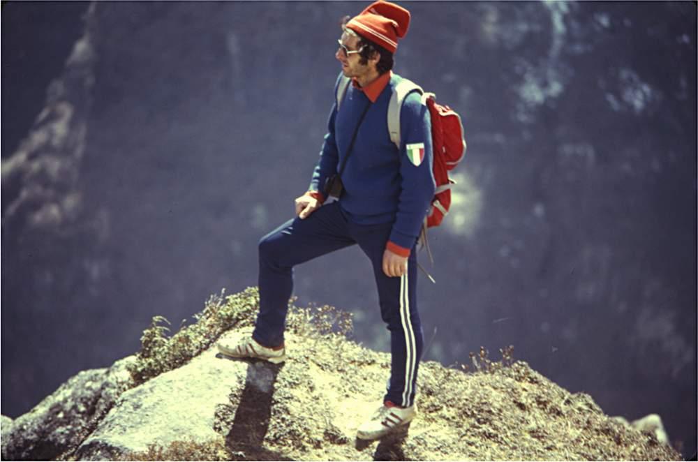 Nepal, spedizione Lhotse 1975, Aldo Anghileri