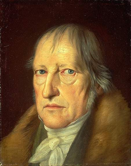 FurtoDelNostroDio-Hegel_portrait_by_Schlesinger_1831
