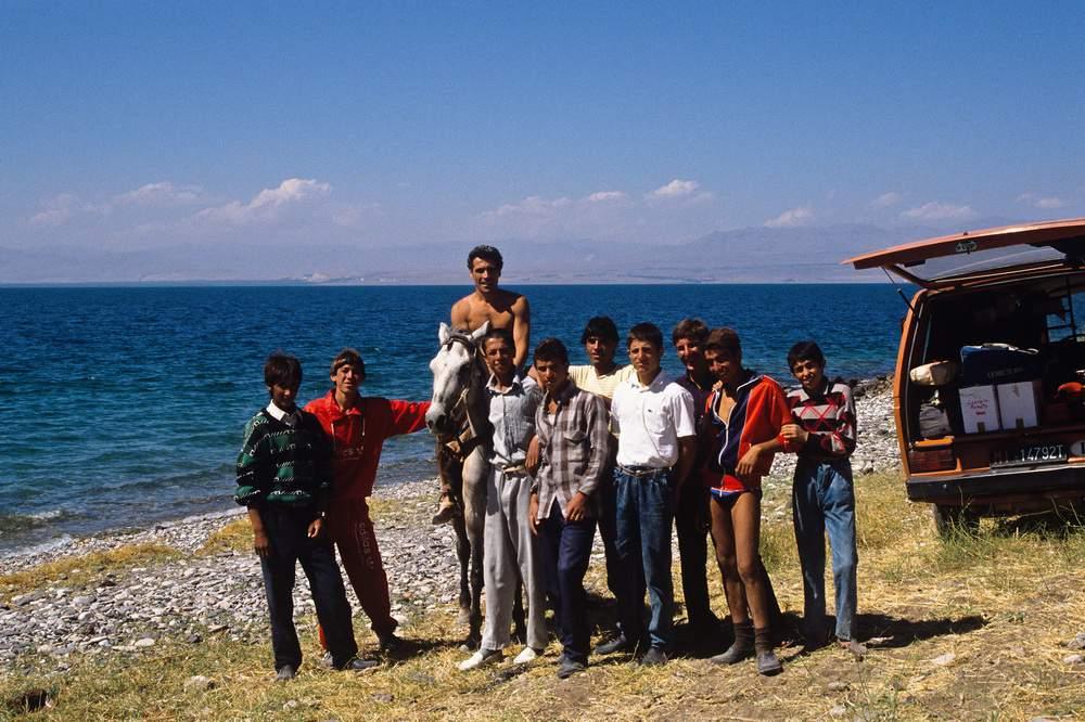 Timar (Lago di Van), Turchia