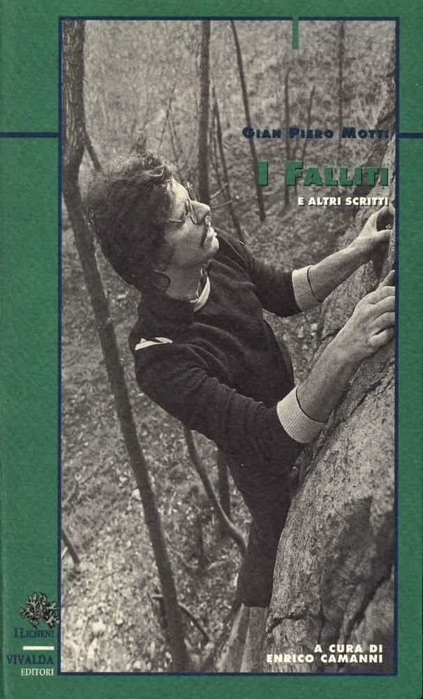 Gian Piero Motti, copertina de I Falliti, Vivalda