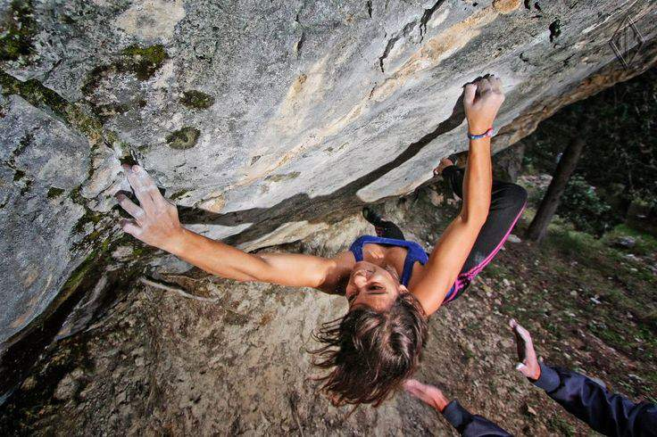 ClimbingGirls-24-Barbara Gilić Croatia Posljednji Bibinjac 7B, Lovrinac Photo Luka Kivela