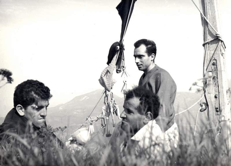 Pisoni-Arrigo Cesco  Gianni in cima
