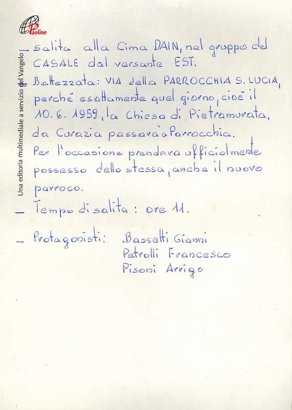 Pisoni-Documento originale G. Bassetti