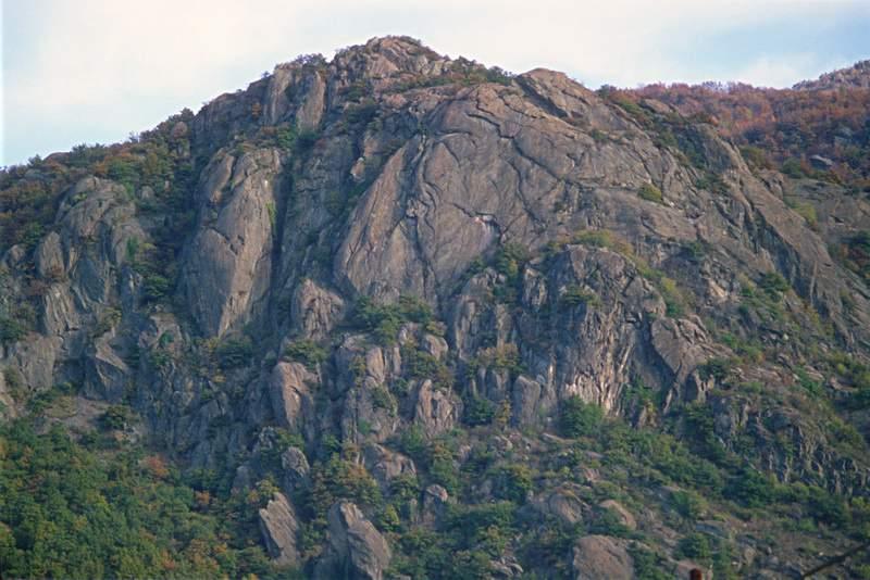 Rocca Bianca di Caprie, val di Susa