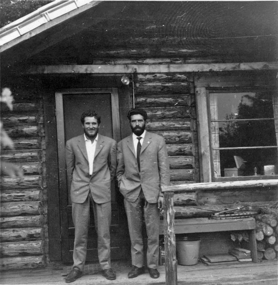 Gigi Alippi e Annibale Zucchi in Alaska (1961)