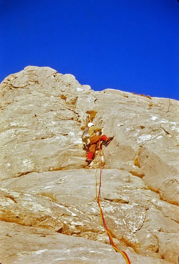 A. Gogna sul Pilastro della Pania Secca, via Montagna, 1a inv. 26.01.1969