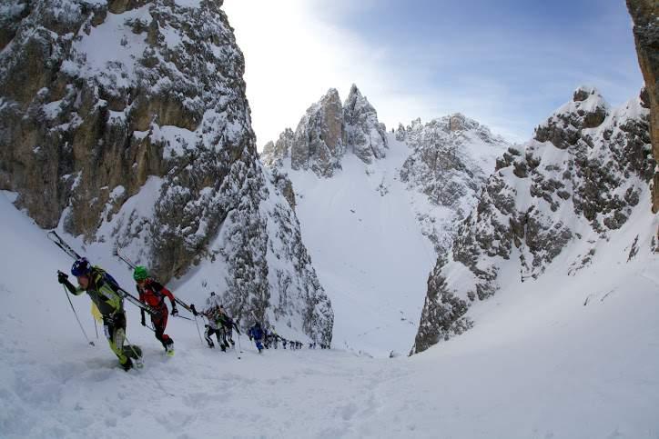 AlpinismoSport-Misurina-Ski-Raid-2012